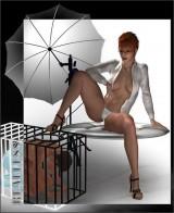 Femdom Facesitting Artworks : Femdom 3D Sex