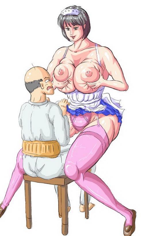Hot mistress femdom wife