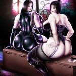 HENTAI femdom comix : Femdom Hentai