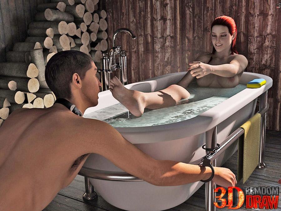 Art of male bondage and fine art nude male 2
