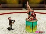 New 3d femdom comics : Femdom 3D Sex